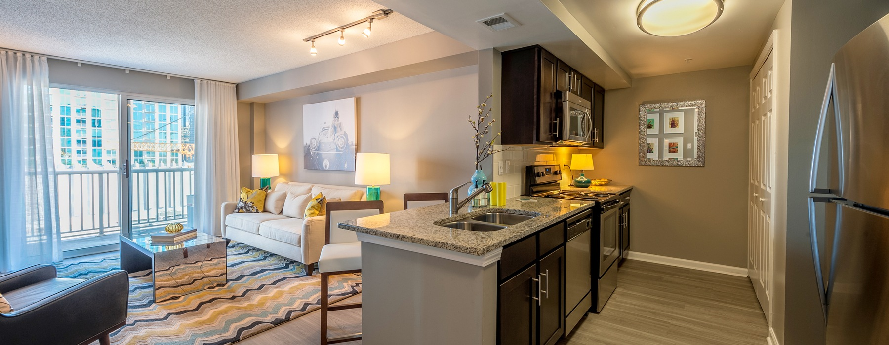 Available 1 & 2 Bedroom Apartments In Nashville, TN