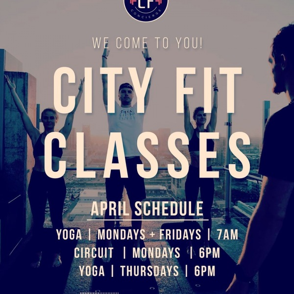Say what ⁉️ Yep, that's right!!! We've added more FREE classes for our Cumberland residents!!
